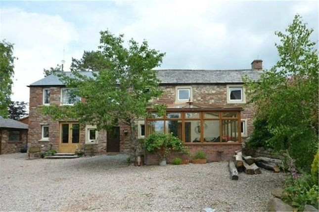 Thumbnail Detached house for sale in Blencarn, Penrith, Cumbria