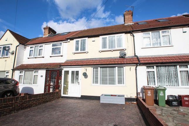 Thumbnail Terraced house for sale in Glenview, Abbey Wood, London