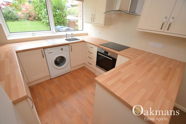 Thumbnail Terraced house for sale in Minden Grove, Birmingham, West Midlands.