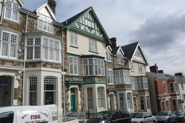 Thumbnail Studio to rent in Queen Annes, High Street, Bideford