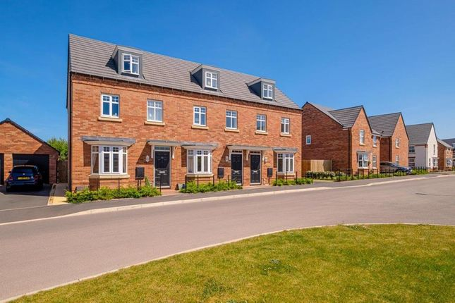 """3 bed end terrace house for sale in """"Kennett"""" at Bearscroft Lane, London Road, Godmanchester, Huntingdon PE29"""