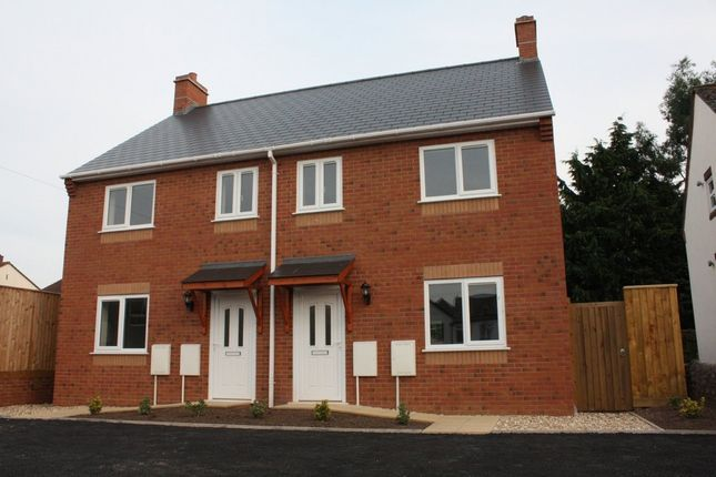 Thumbnail Semi-detached house to rent in King Street, Honiton