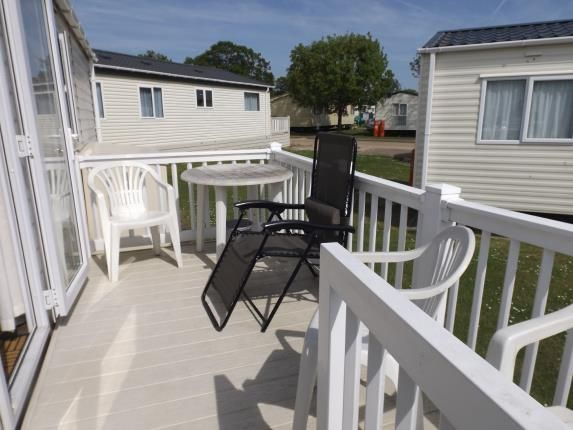 Decking Area of London Road, Clacton On Sea, Essex CO16