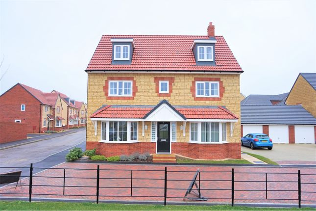 Thumbnail Detached house for sale in Kingfisher Road, Shepton Mallet