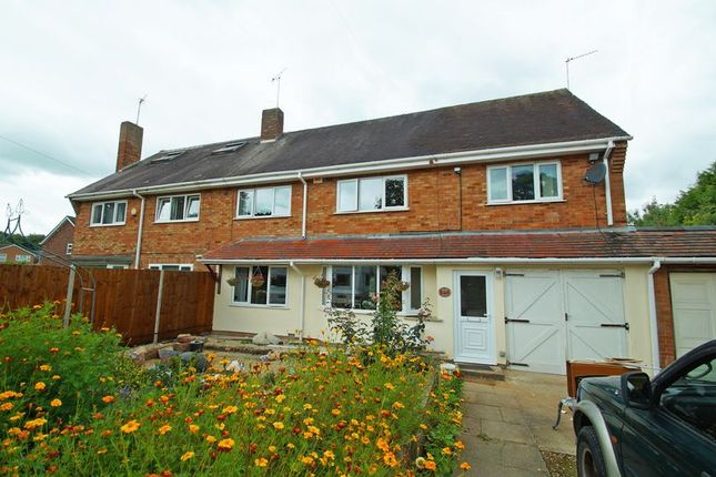 Thumbnail Semi-detached house for sale in Studley Road, Redditch