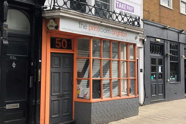 Thumbnail Retail premises to let in 50 Grand Parade, Brighton