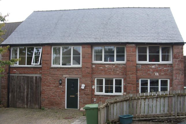 Thumbnail Detached house to rent in Fieldhouse Gardens, Penrith