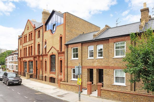 Thumbnail Terraced house for sale in Cabul Road, London