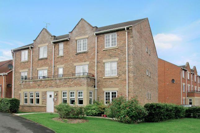 2 bed flat for sale in Angel Gardens, Knaresborough