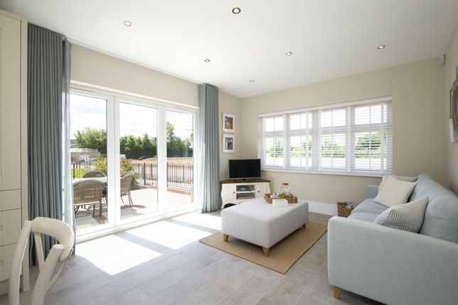 Thumbnail Detached house for sale in Plot 48 The Shaftesbury, Lawrence Green, Off Long Down Ave, Cheswick, Stoke Gifford, Bristol