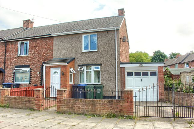 2 bed end terrace house for sale in Mayfair Avenue, Middlesbrough TS4