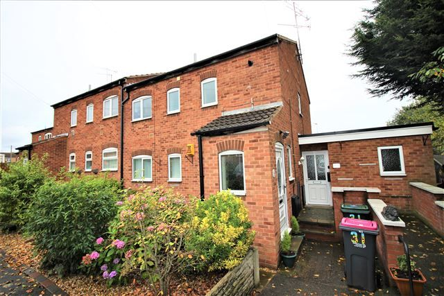 Thumbnail 2 bed flat to rent in Collingham Road, Swallownest, Sheffield
