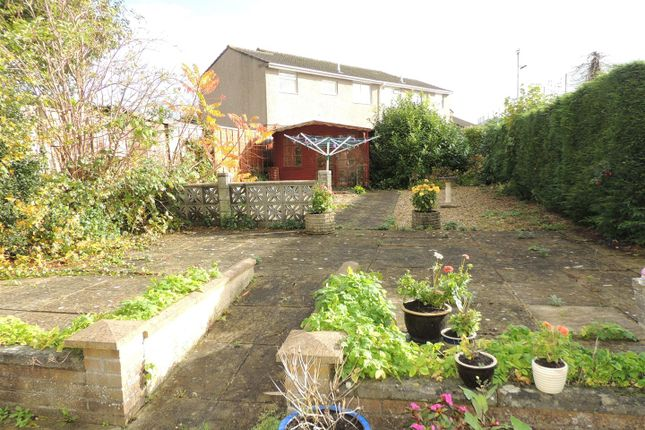 Rear Garden of Martins Road, Hanham, Bristol BS15