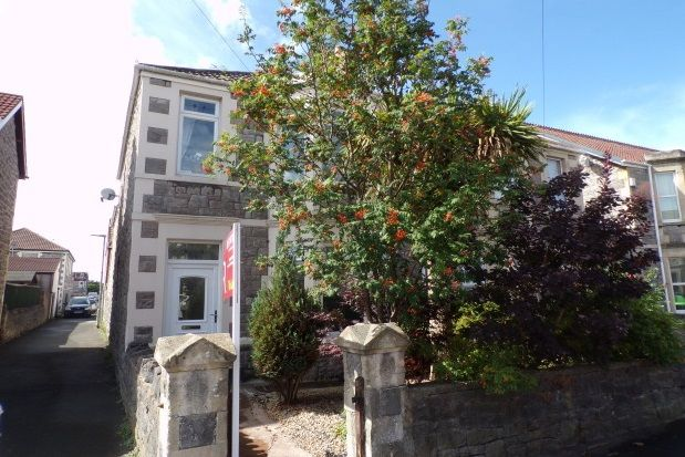 Thumbnail Property to rent in Sandford Road, Weston-Super-Mare