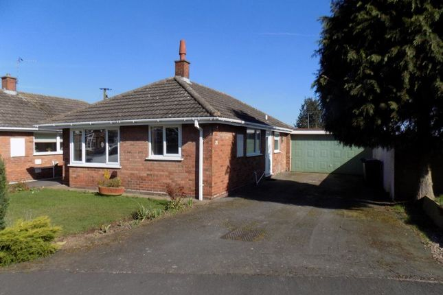 Thumbnail Bungalow to rent in Sandford Close, Hill Ridware, Rugeley