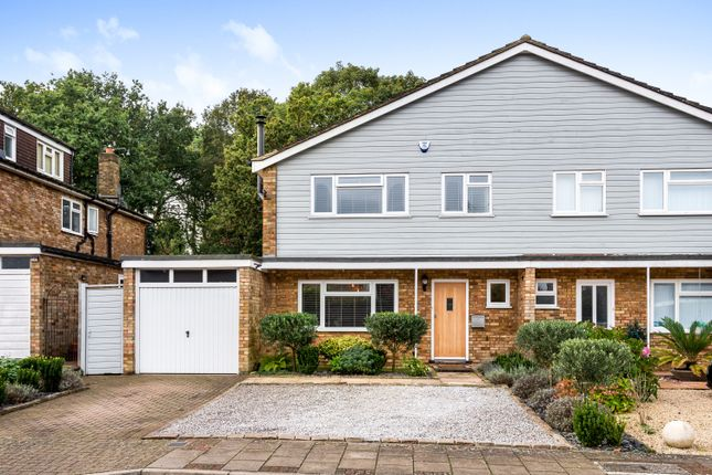 Thumbnail Semi-detached house for sale in Blakes Green, West Wickham