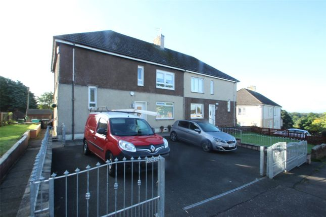 Thumbnail Flat for sale in Crowwood Road, Calderbank, Airdrie