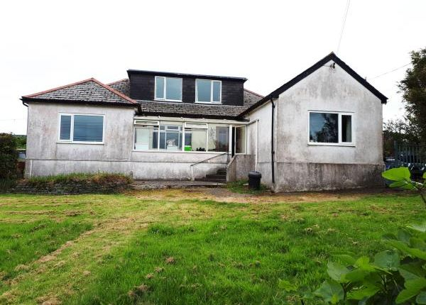 Thumbnail Detached house for sale in Holmdale, Herniss, Penryn, Cornwall