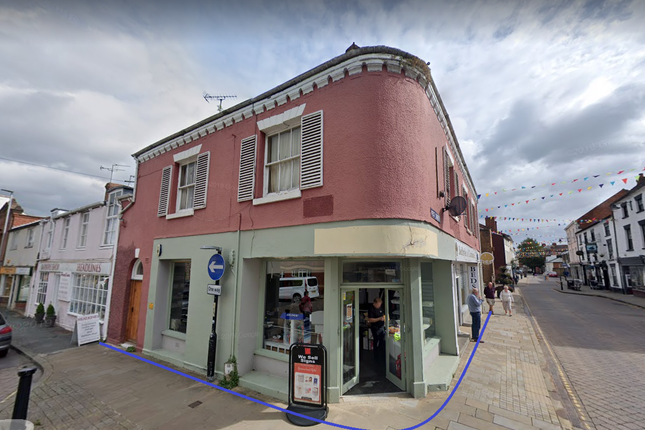 Thumbnail Retail premises for sale in West Street, Leominster