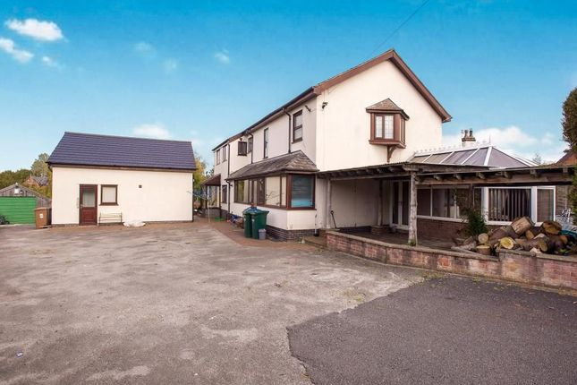 Thumbnail Detached house for sale in New Street, Mawdesley, Ormskirk