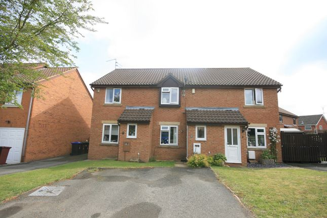 Thumbnail Terraced house to rent in Matchless Close, Northampton