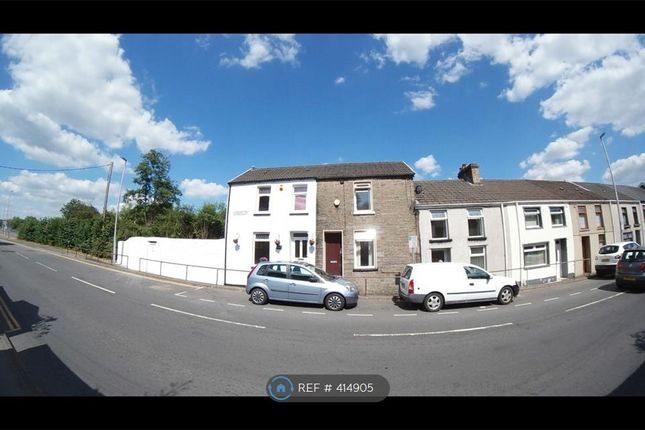 Thumbnail Terraced house to rent in Cardiff Road, Aberdare