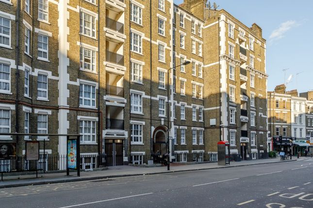 3 bed flat for sale in Cavendish Mansions, London, London