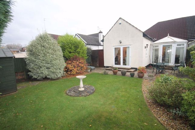 2 bed detached bungalow to rent in Heol Pant Y Celyn, Whitchurch, Cardiff CF14