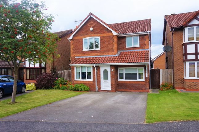 Thumbnail Detached house for sale in Rhuddlan Road, Buckley