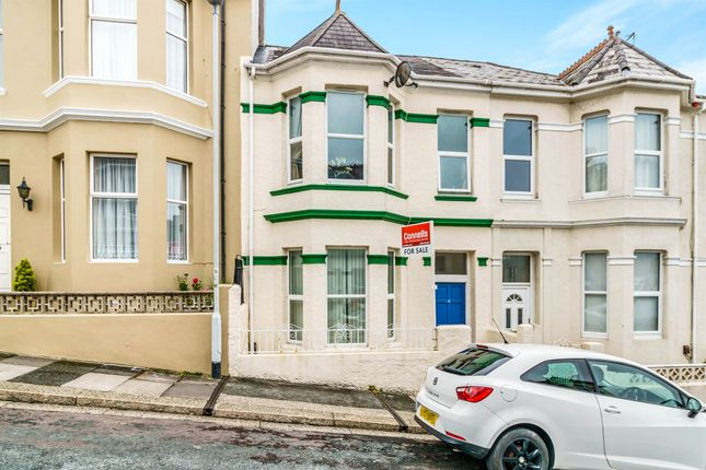 2 bed flat for sale in Cecil Avenue, St Judes, Plymouth