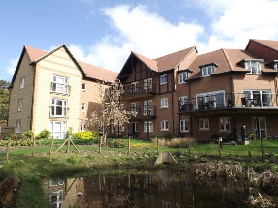 Thumbnail Flat for sale in Foxmead Court, Meadowside, Storrington, Pulborough