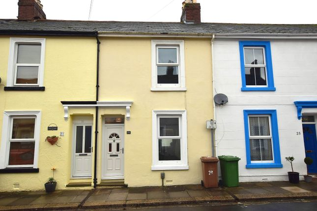 Thumbnail Terraced house for sale in Wesley Place, Peverell, Plymouth