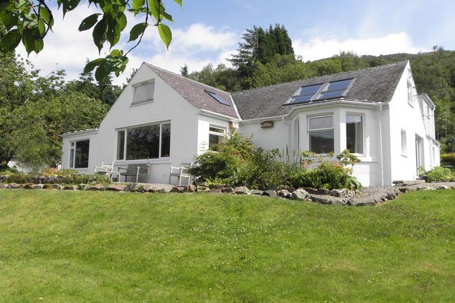 Thumbnail Detached house for sale in Druimarbin, Fort William