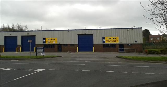 Thumbnail Light industrial to let in Number One Industrial Estate, Consett
