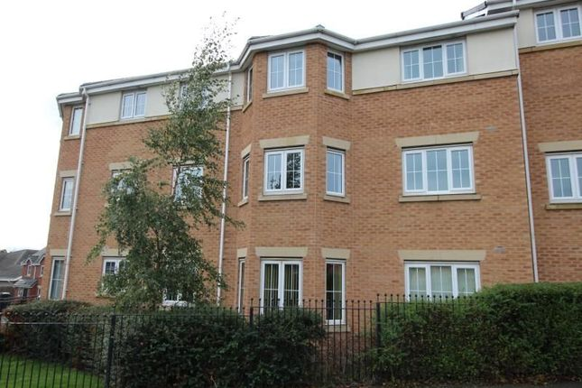 Thumbnail Flat to rent in Roundhouse Crescent, Worksop