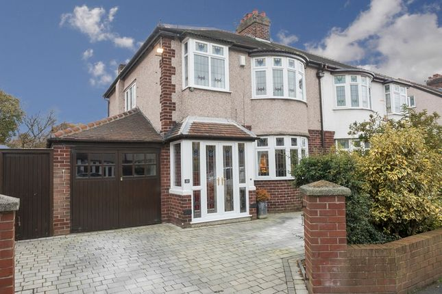 Thumbnail Semi-detached house for sale in Brendale Avenue, Maghull, Merseyside