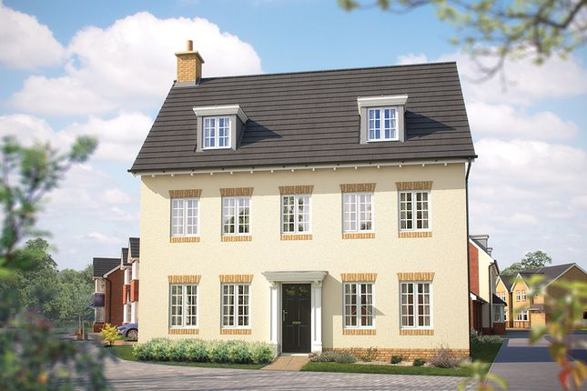 "Thumbnail Detached house for sale in ""The Charlecote"" at Steppingley Road, Flitwick, Bedford"