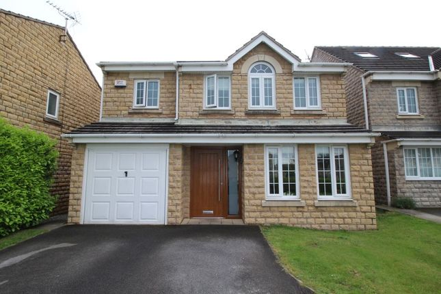 Thumbnail Detached house for sale in Hurst Crescent, Glossop