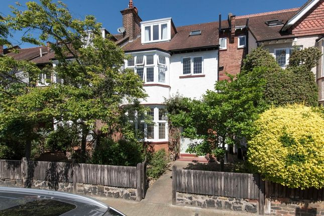 Thumbnail Terraced house for sale in Loxley Road, London