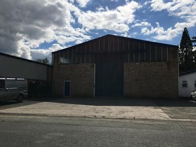 Thumbnail Light industrial to let in Unit 2 Station Industrial Estate, Bromyard, Herefordshire