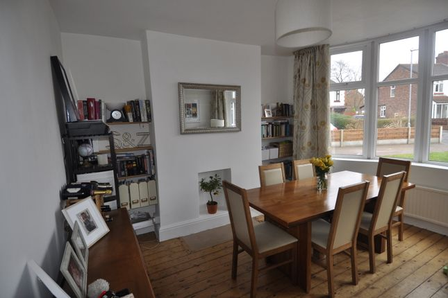 Thumbnail Semi-detached house to rent in Poplar Road, Manchester