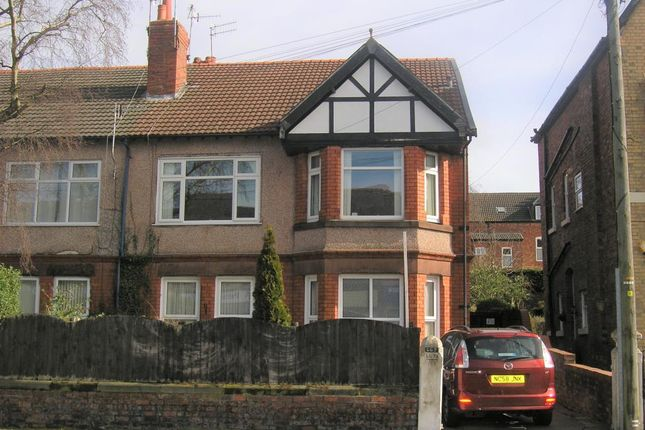 Thumbnail Flat for sale in Borough Road, Birkenhead, Wirral