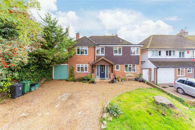 Thumbnail Detached house for sale in Brache Close, Redbourn, St. Albans