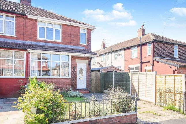 Thumbnail Terraced house to rent in Oldham Avenue, Stockport