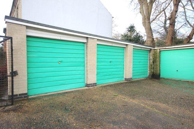 Parking/garage to rent in Clarendon Road, Norwich