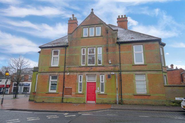 1 bed flat for sale in Nottingham Road, Ripley DE5