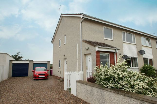 Thumbnail Flat for sale in Milnefield Avenue, Elgin
