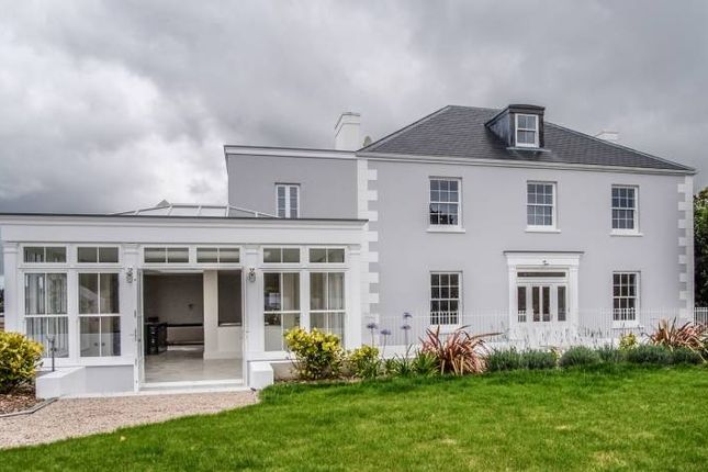 Thumbnail Country house for sale in Rose Farm, St Brelade, Jersey
