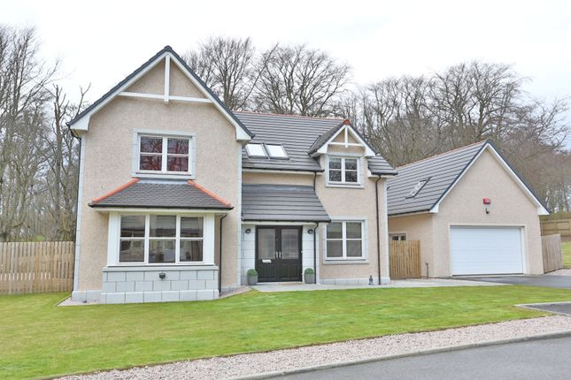Thumbnail Detached house for sale in Shady Neuk Gardens, Aberdeen