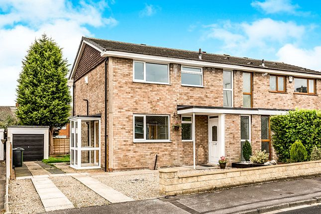 Thumbnail Semi-detached house for sale in Rydal Avenue, Garforth, Leeds